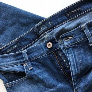 Lucky Bridgette Skinny Jeans